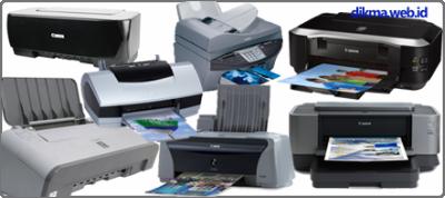 Koleksi Printer Canon - DikMa.Web.Id