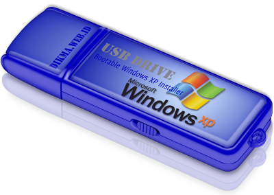 Install Windows XP via FlashDisk