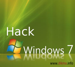 Hack Password Windows 7