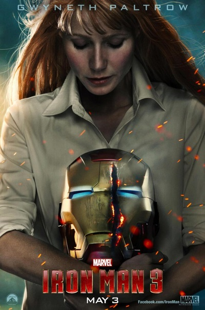 Download Iron Man 3 [2013] DVDRip + Subtitle Indonesia