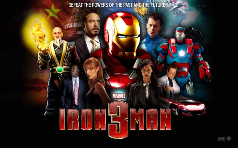 Download Iron Man 3 [2013] DVDRip  = Subtitle